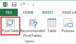 Excel Pivot Table icon