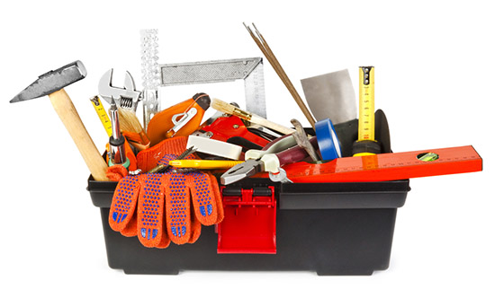 work harder, not smarter - know your tools