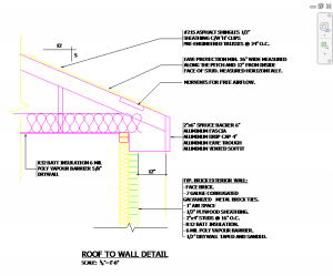 convert dwg to Revit - before