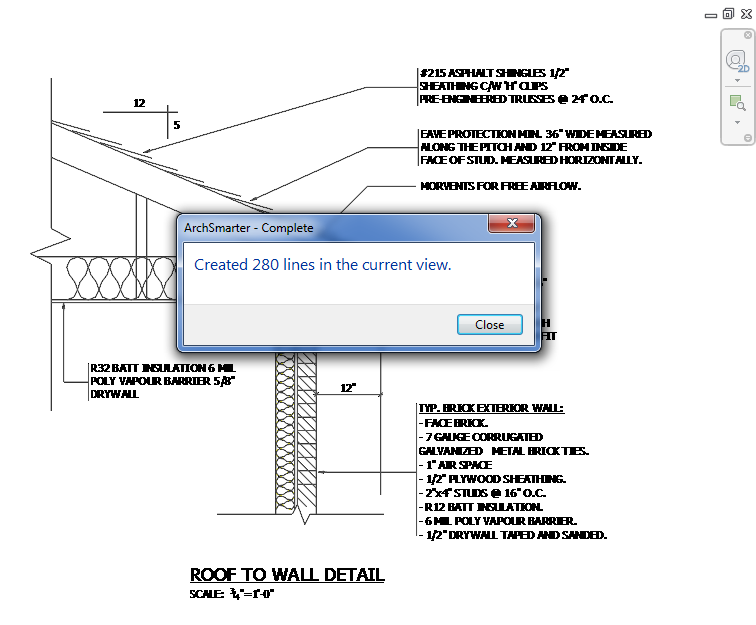 Automatically Convert DWG Details to Revit Lines - ArchSmarter -