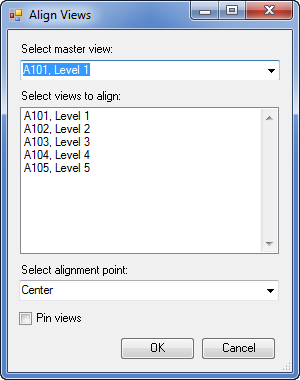 Power-Pack Align Views