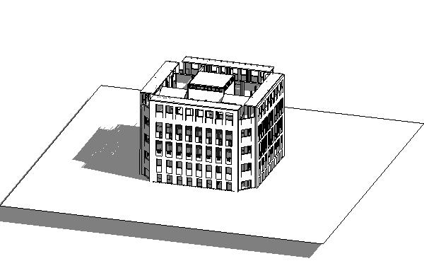 Exeter Library_gifs - 3D View - GIF_B_01