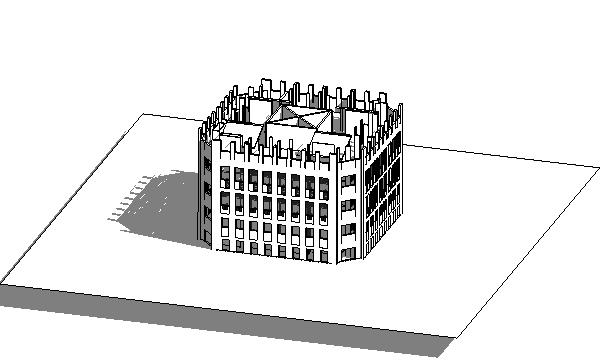 Exeter Library_gifs - 3D View - GIF_B_02