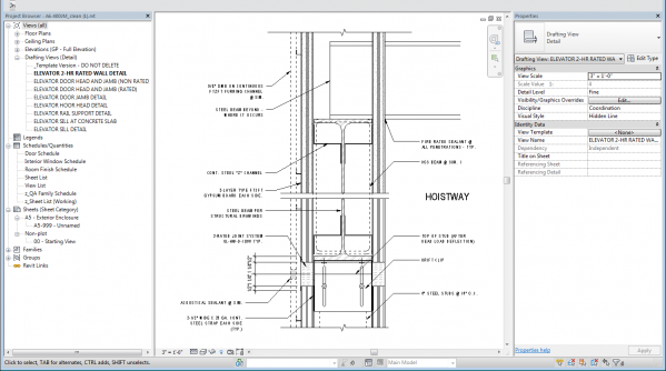 Drawing Lines In Revit : Things i learned converting autocad details to