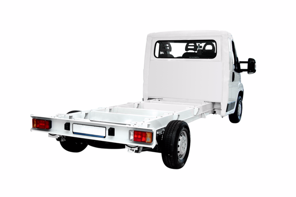 Revit template - chassis cab - sm