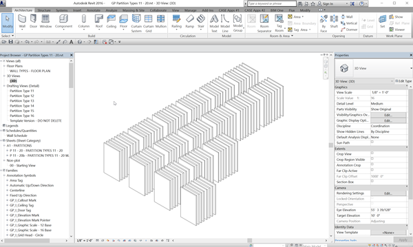 Revit container file