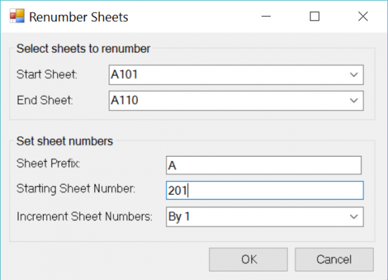 how to make a sheet in revit